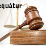 ¿Cuales son los requisitos del exequátur en Perú?